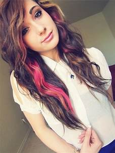 Scene Hairstyles for Girls with Long Hair - PoPular Haircuts