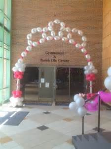 Princess Balloon Arch