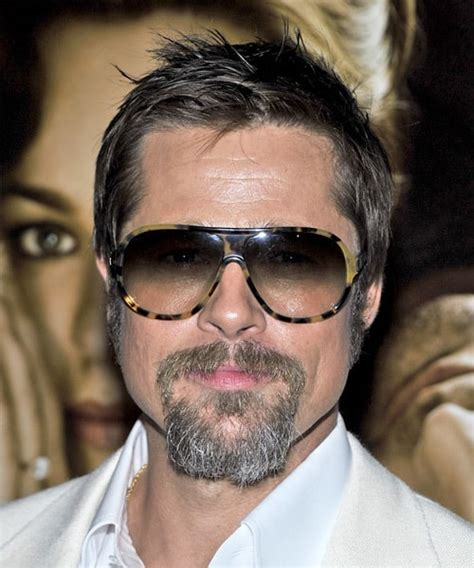 top  brad pitt haircuts  attractive  hairstylecamp