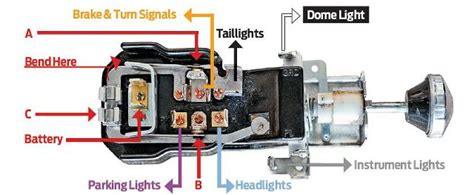 Gm Headlight Switch Wiring, Gm, Free Engine Image For User