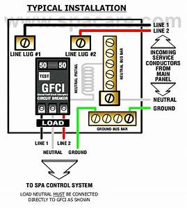 Midwest Spa Disconnect Panel Wiring Diagram