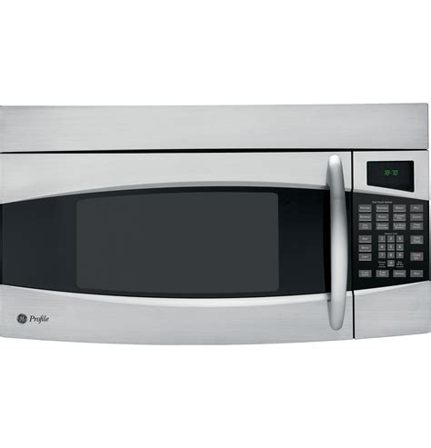 ge profile spacemaker  cu ft xl microwave oven