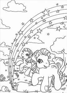 Regenbogen Zum Ausmalen : regenbogen im ponyland zum ausmalen zum ausmalen ~ Buech-reservation.com Haus und Dekorationen