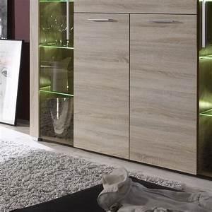 vaisselier moderne couleur bois clair With couleur de meuble tendance 5 buffet haut chene clair moderne crossing