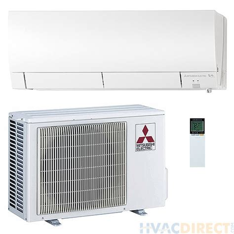 Mitsubishi Heat Mini Split by Mz Fh06na 6 000 Btu 33 1 Seer Mitsubishi Ductless Mini