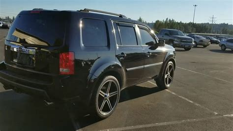 09 Honda Pilot Fully Loaded 22s Irocs 10k Sold