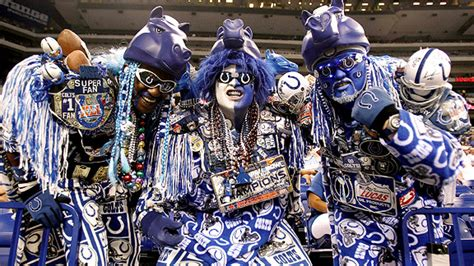 indianapolis colts fan forum 10 ways to know youre a colts fan colts football