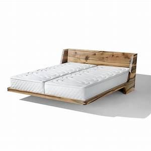 Bett Design Holz : metallfreie betten aus massivem holz thomas sutter ~ Frokenaadalensverden.com Haus und Dekorationen