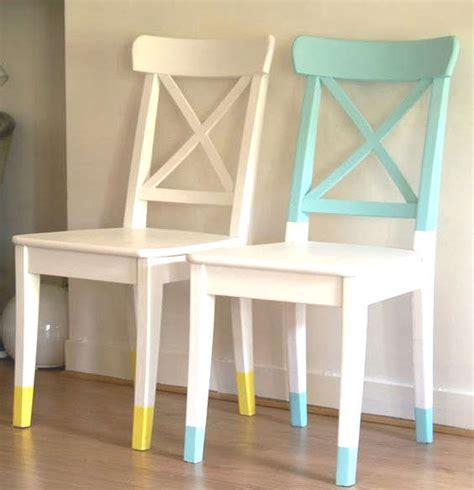 ou trouver des chaises de cuisine repeindre et relooker un vieux meuble