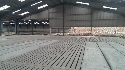 High Performance Precast Concrete Cattle Slats   Cow