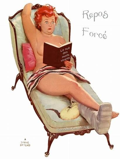 Hilda Repos Gifs Malade Centerblog Animes Francheska45