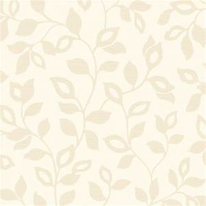 Fine Decor Athena Leaf Wallpaper Beige (FD40401 ...