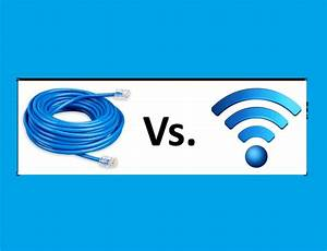 Wired Network Vs Wireless Network