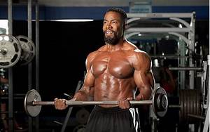 Getting Fit with Michael Jai White • EBONY