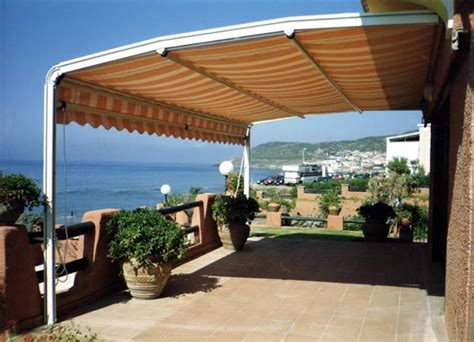 deck awnings a better way to create your own terrace