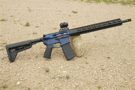 Gun Review Fn 15 Competition Ar15 Rifle  The Truth About Guns