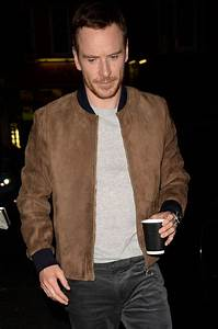 Michael Fassbender out in London as new trailer for ...