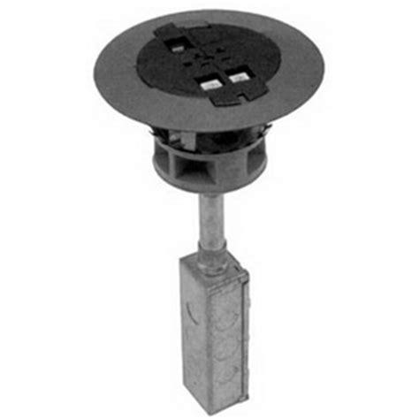 wiremold floor boxes poke thru wiremold rc3atcbk multi service flush poke thru device 2