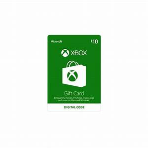 Best Xbox 10 Gift Card For You CKE Gift Cards