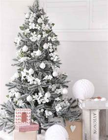 top 40 white christmas decorations ideas christmas celebrations