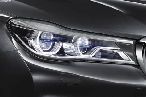 bmw led scheinwerfer bmw 7er 2015 neue laserlicht scheinwerfer mit selective beam