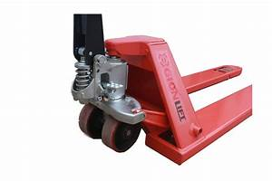 Low Profile Manual Pallet Jack 4400 Lbs Capacity 48 U0026quot L  U00d7 27