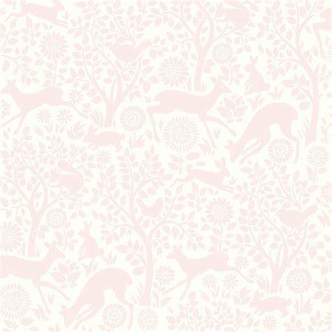 flooring patterns chesapeake anahi light pink forest fauna wallpaper sle