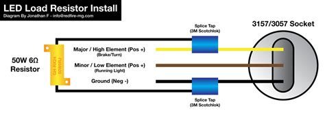 Led Turn Signal Conversion How Guide Updated Sept
