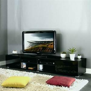 Grand Meuble Tv : grand meuble tv design id es de d coration int rieure french decor ~ Teatrodelosmanantiales.com Idées de Décoration