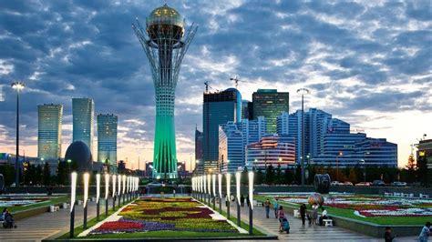 astana  worlds weirdest capital city kazakhstan