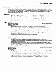 sample resume for security guard no experience and With how to write a resume for security guard job