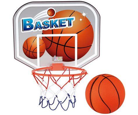 jeu de decoration de chambre panier de basket a suspendre jouet enfant idéal déco