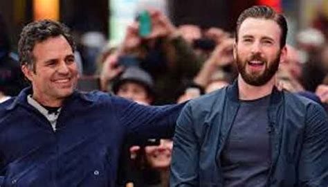 Mark Ruffalo defends Chris Evans after non-public picture ...
