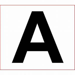 4 best images of large printable letters a z large size for Giant alphabet letters