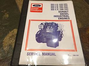 Ford Industrial Engine - Replacement Engine Parts