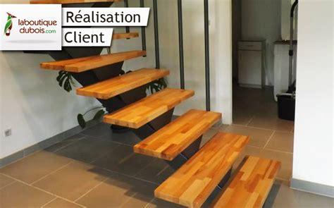 exemples d escaliers bois sur mesure le du bois