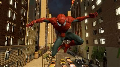 amazing spider man  video game official gameplay