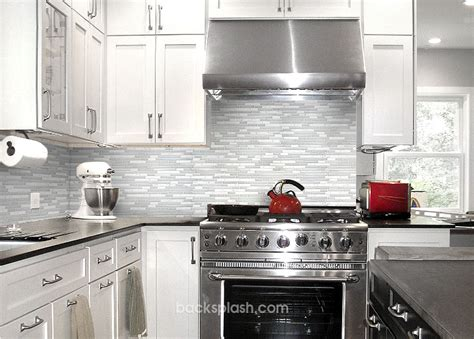 white kitchen glass backsplash white marble glass kitchen backsplash tile