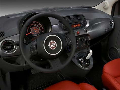 Fiat Interior by New 2017 Fiat 500 Price Photos Reviews Safety Ratings