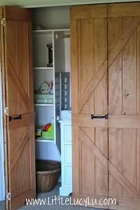 barn door bi fold closet doors for the home pinterest With barn doors sacramento