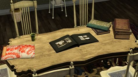 book clutter  baufive bstudio sims  updates