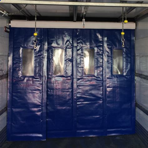 100 walk in freezer curtains highly versatile and