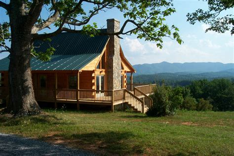 Mountain Log Cabins by 13 Mountain Cabin Rentals For Your Summer Vacation