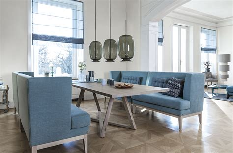 Dining Room Sofa by Polo Dining Bloom Funiture Studio