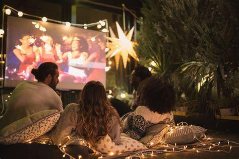 outdoor projectors