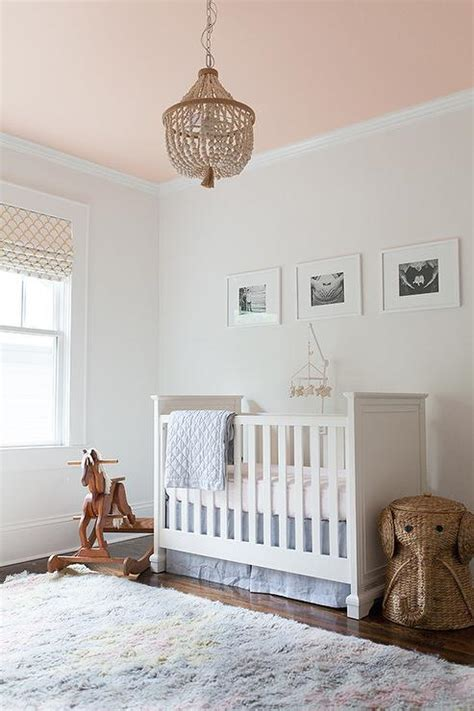 pink chandelier for nursery 18 lovely nursery design and decor ideas style motivation