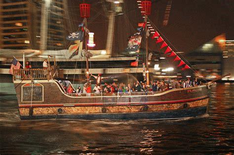 Urban Pirates Booze Cruise - Baltimore Magazine