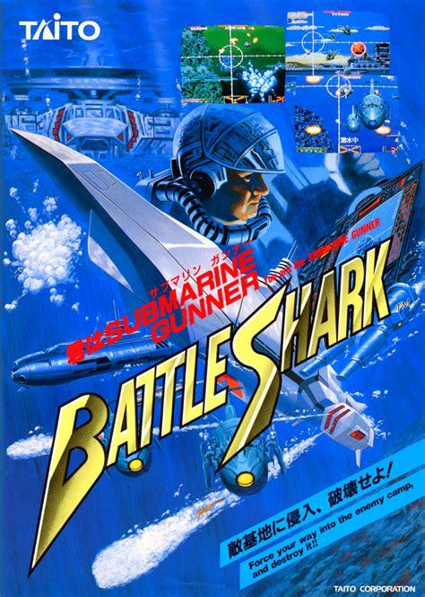 Emulator Cabinet by Battle Shark World Rom