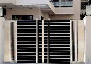 Stainless Steel Gates Door Designs for Japanese Style – Folat
