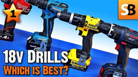 cordless drill review   drills tested youtube